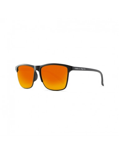 California Style Co. Wave Orange